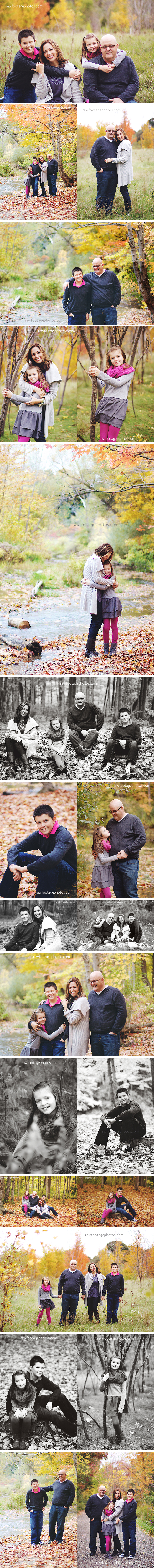 London Ontario Outdoor Fall Family Photos