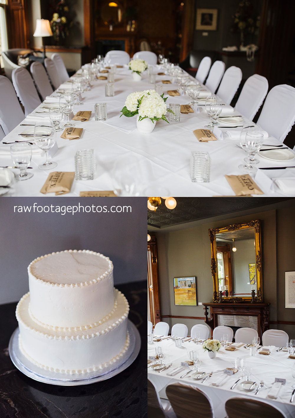 Reception at Idlewyld Inn