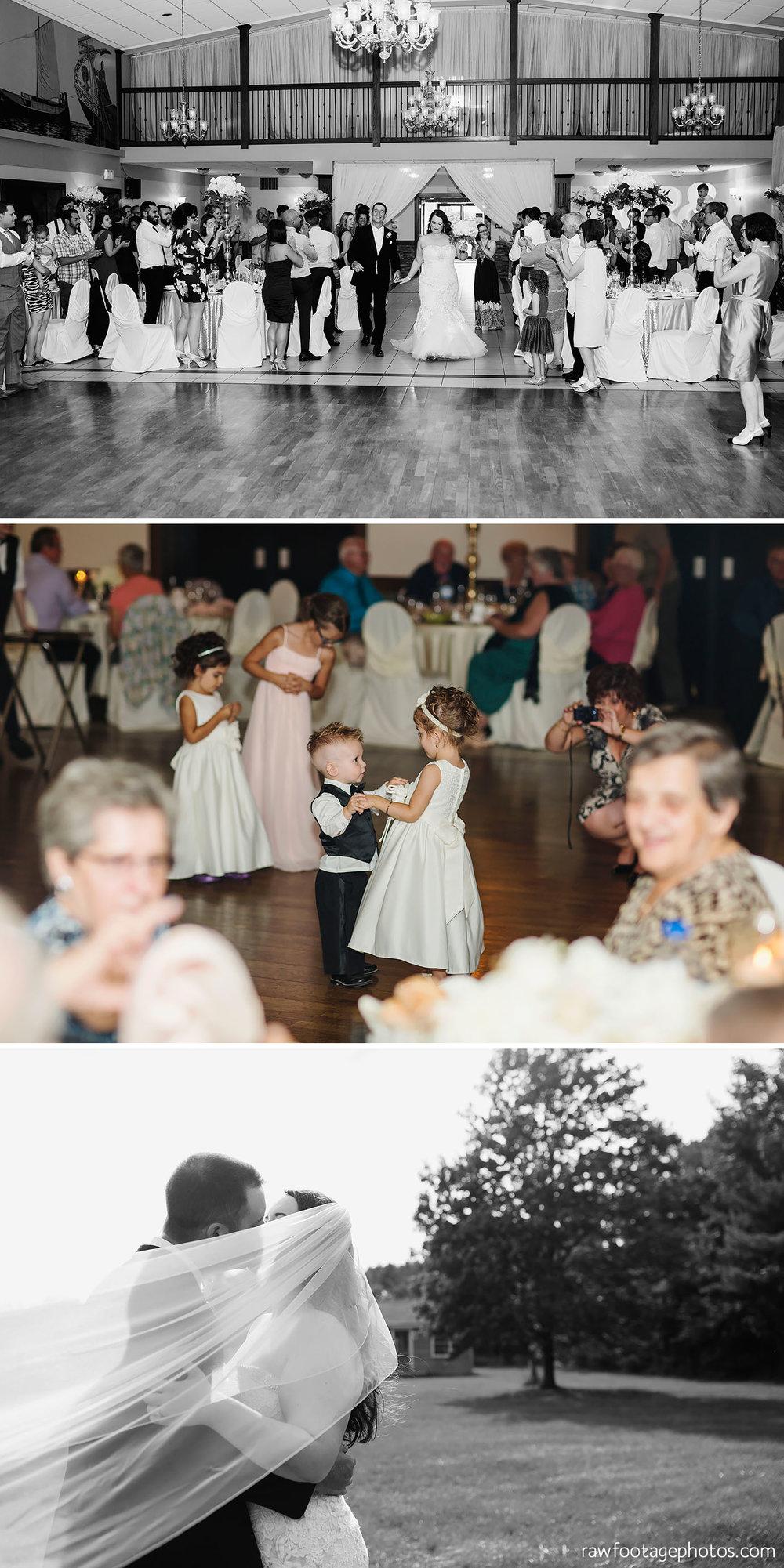 Portuguese Club Wedding Reception