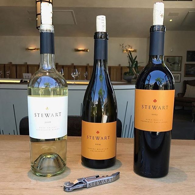 Join us this on Friday 8/3 at Uncorked Truckee and Saturday 8/4 at Uncorked Tahoe City from 6-8PM and meet the Winemaker from @stewartcellars and enjoy a flight of these beautiful wines. #uncorked #wine #winetasting #truckee #tahoecity #cheers #sauvignonblanc #pinotnoir #merlot #yountville #stewartcellars