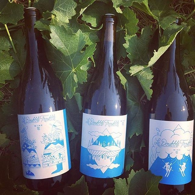 Meet the Winemaker from @ldtwines They're two friends with 3 passions; wine, skiing and trouble. Come try their Oregon Pinot line up tonight 8/10 at Uncorked Truckee and tomorrow night 8/11 at Uncorked Tahoe City from 6PM-8PM #wine #winetasting #meetthewinemaker #pinotnoir  #tahoe #tahoecity #truckee #truckeelove #cheers #cheerstotheweekend