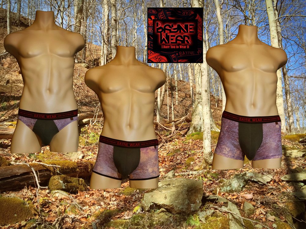 BAYNE WEAR IN THE WOODS #A1.jpg