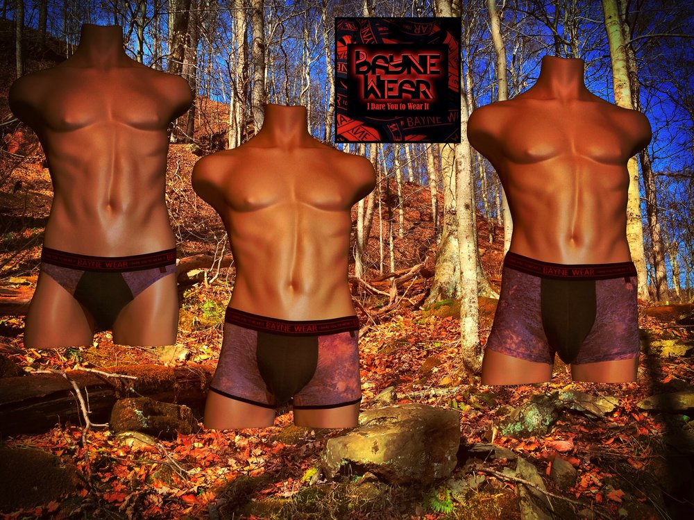 BAYNE WEAR IN THE WOODS #A2.jpg