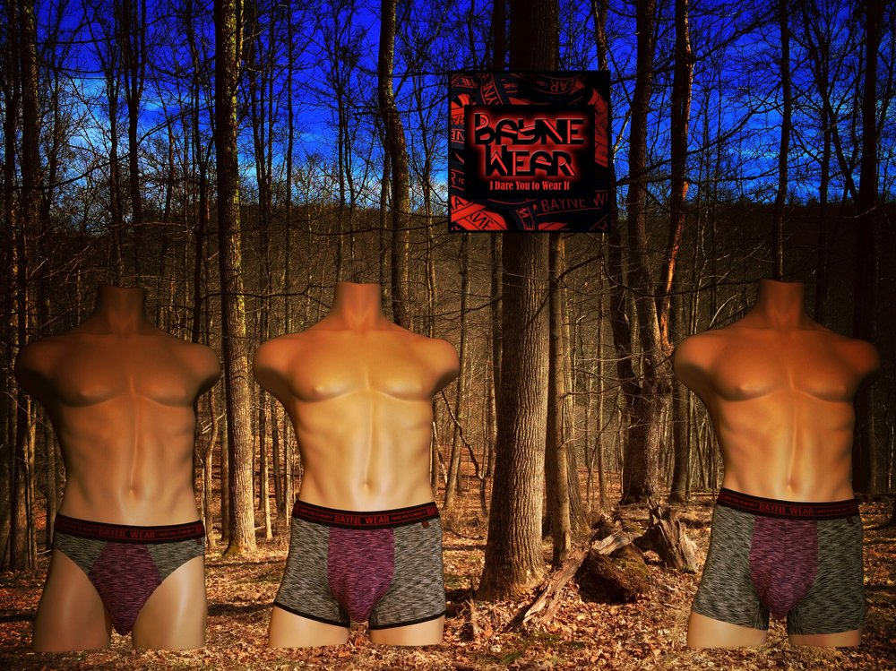 BAYNE WEAR IN THE WOODS #C2 2 2.jpg
