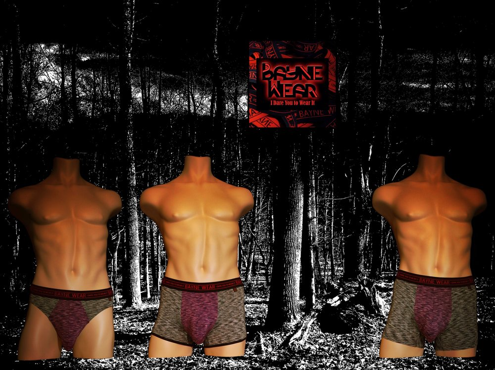 BAYNE WEAR IN THE WOODS #C4 2.jpg