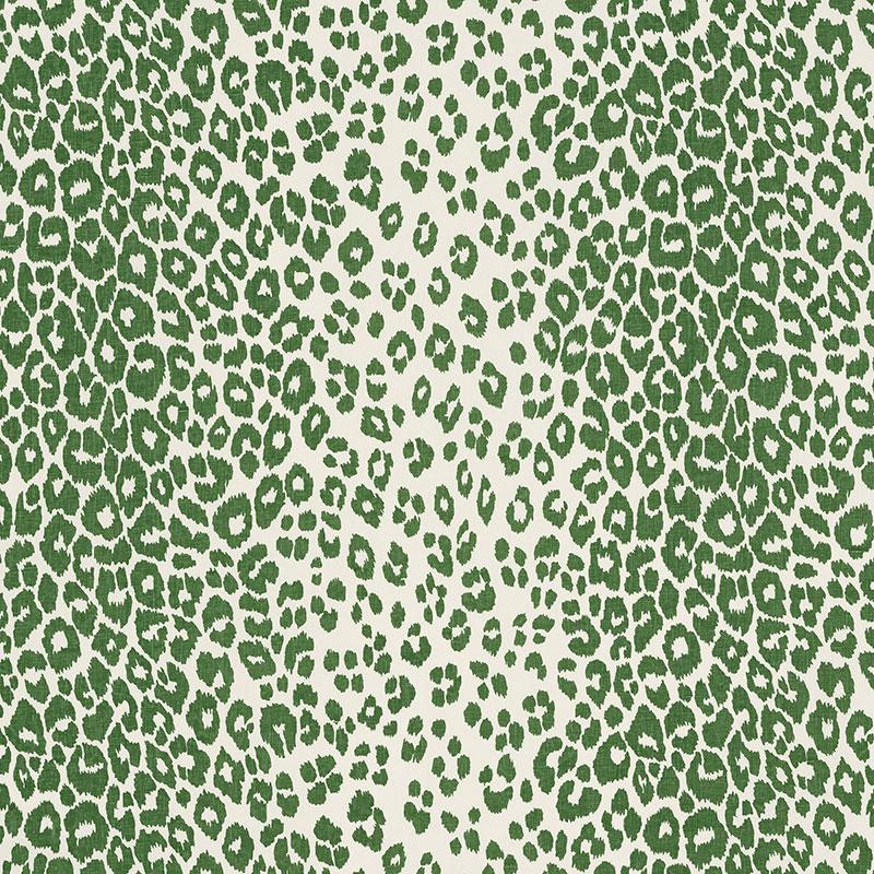 Schumacher's Iconic Leopard Fabric