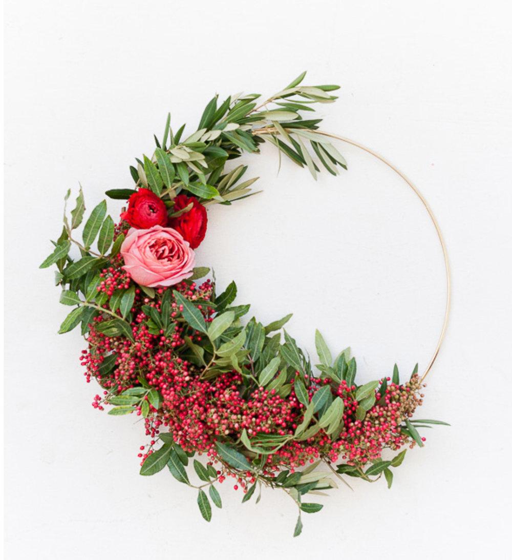 Floral & Greenery Wreaths