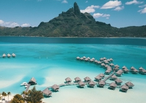 BORA-BORA Tahiti - March 31st - April 16th