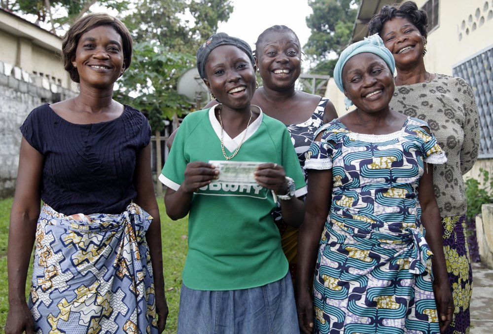 Seed money creates opportunities for women - To improve the lives of children, families and communities.
