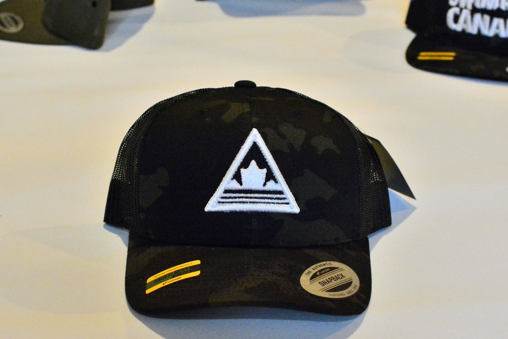 swimbait canada triforce cap