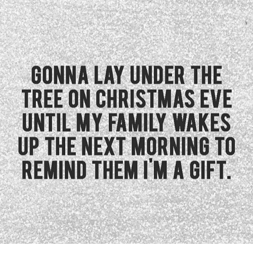 The best meme so far this holiday season.