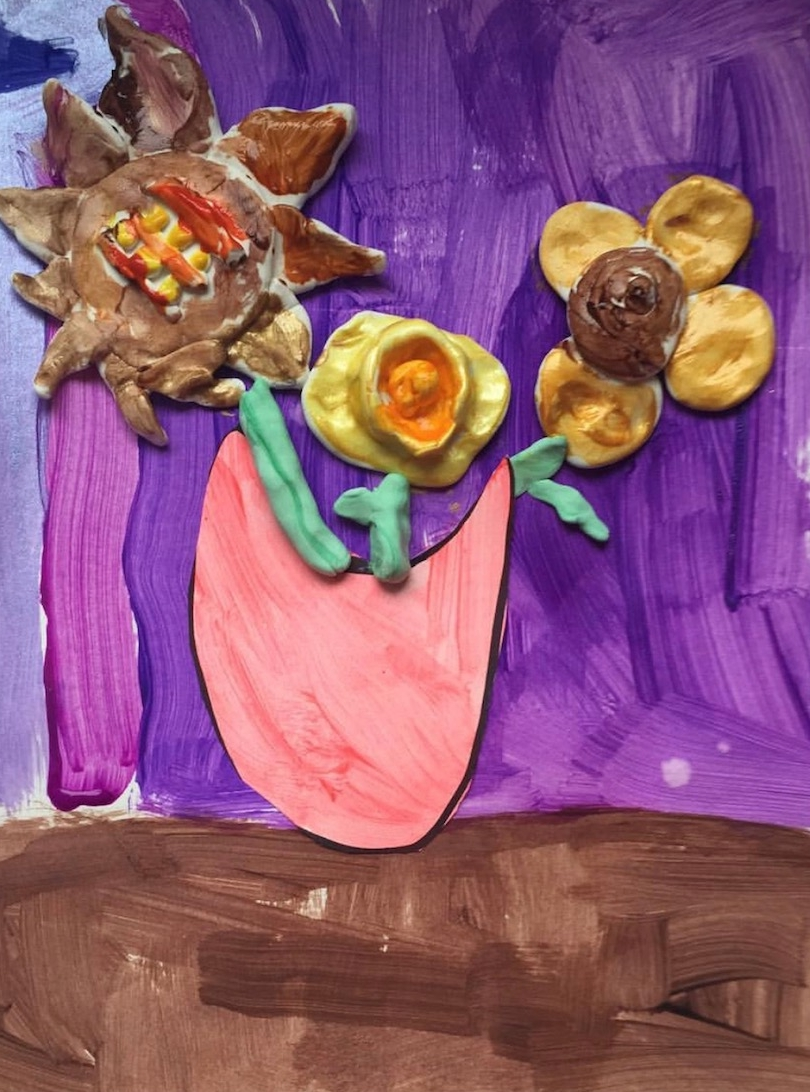 Participant, age 4