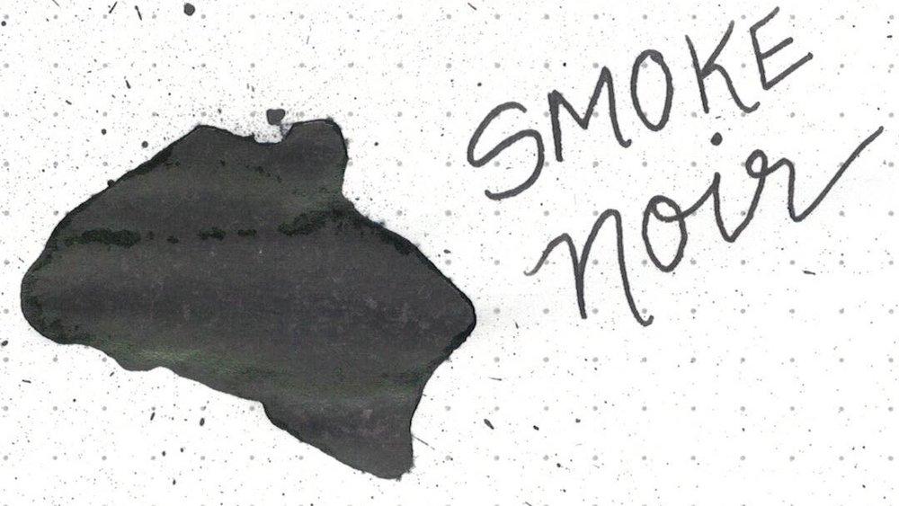 10. Smoke Noir - If I want gray, I'll use a pencil.