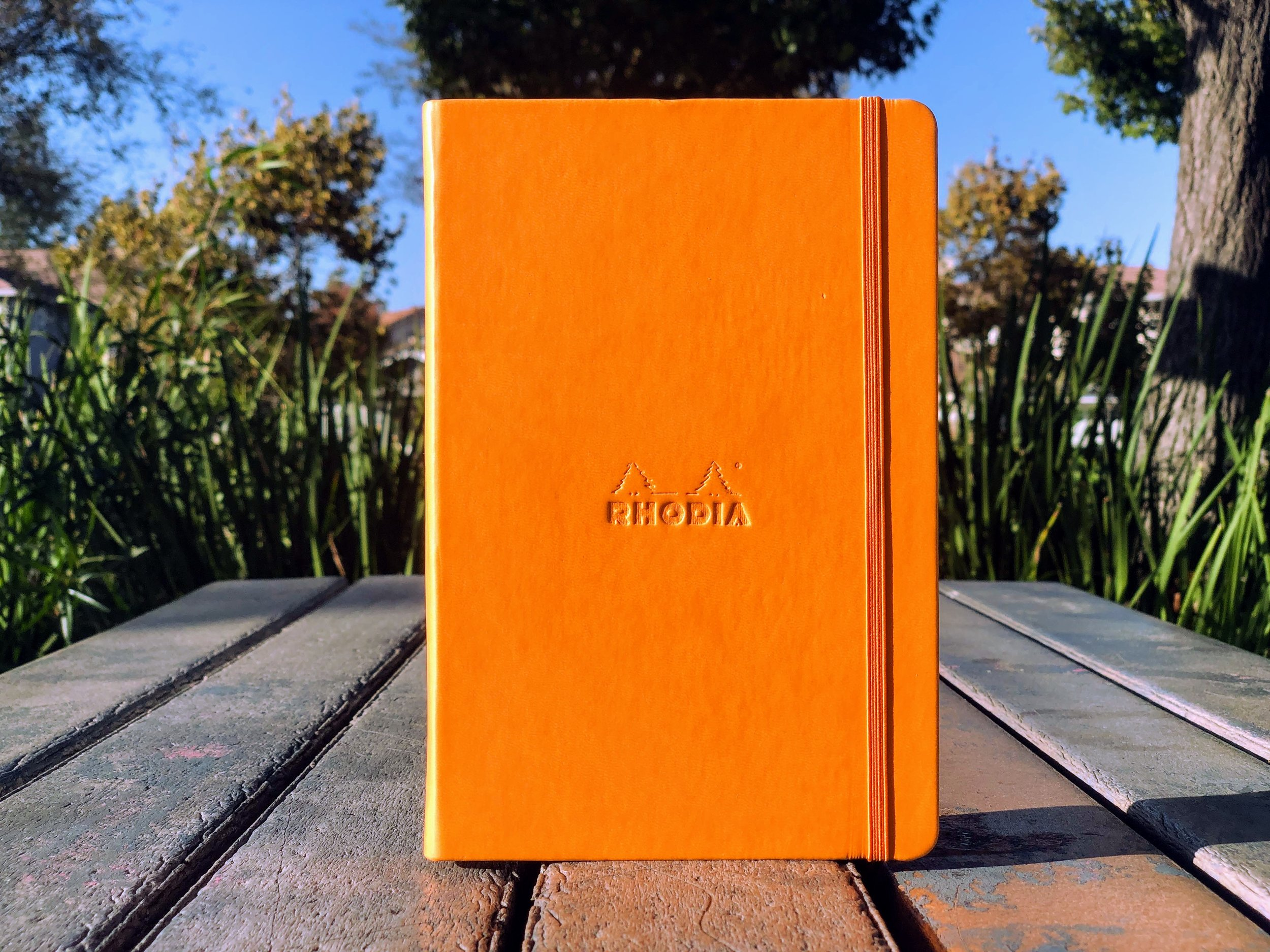 Paper Review Rhodia Webnotebook Stylographika