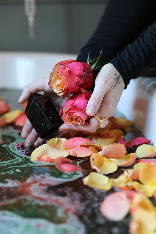 Bath by Mama Medicine - The Gift of Sacred Ritual