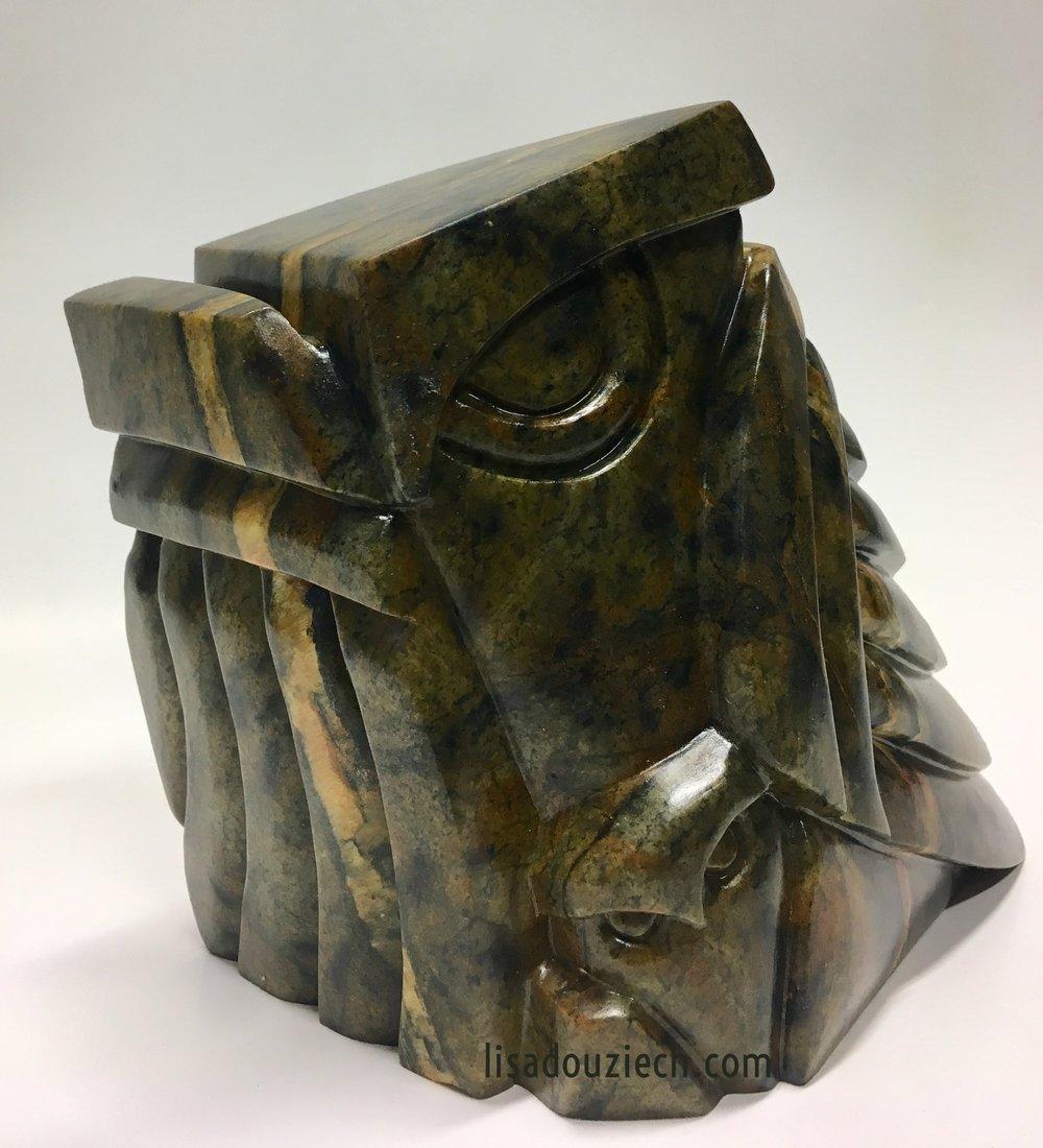 Owl by Lisa Douziech