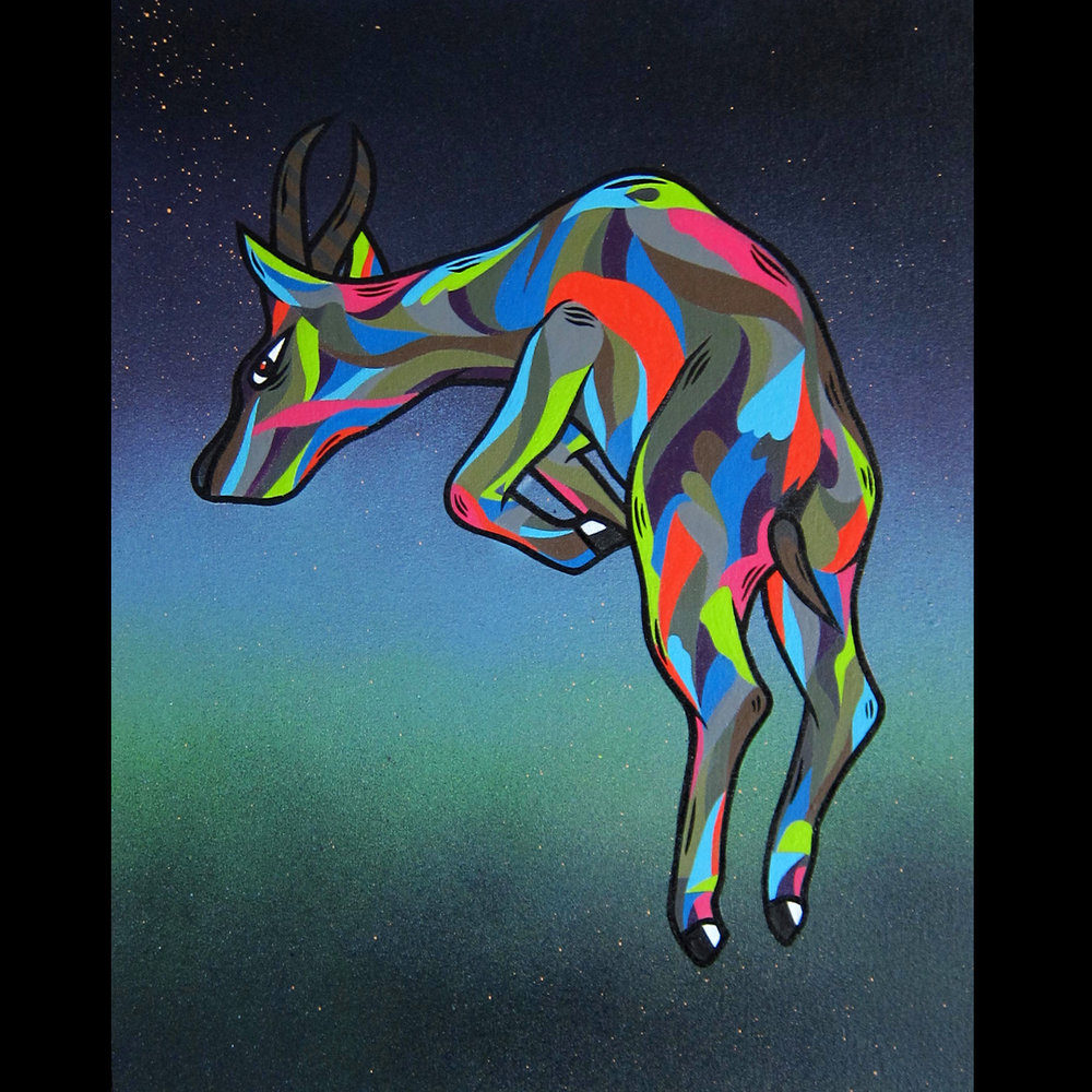 Constellation Prongking Pronghorn