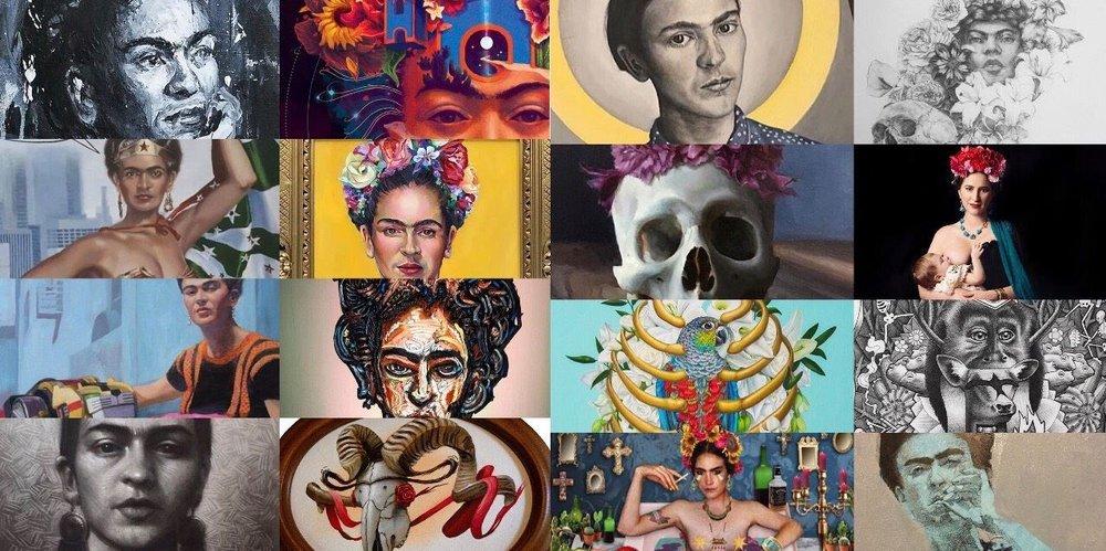 Wonderland 7 Year Anniversary Show: Simply Frida