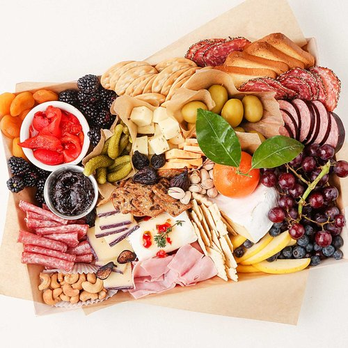 party platters whitney fredin catering events