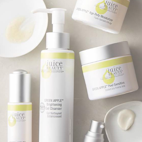 JUICE BEAUTY - Beauty solutions using certified organic & natural ingredients, and offers long term support to The Breast Cancer Prevention Partners & EWG/ Environmental Working Group.