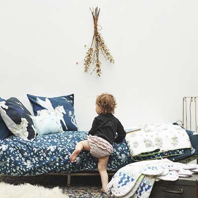 FORIVOR - Luxuriously soft organic children's bedding and nightwear with percentage of profits donated in support of The Wildlife Trust.