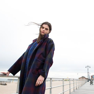 H FREDRIKSSON - Collection designed in New York City using sustainable fabrics and production methods.