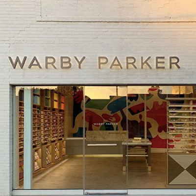 WARBY PARKER - Designer eyewear brand that partners with non-profits like VisionSpring to ensure that for every pair of glasses sold, a pair is distributed to someone in need.