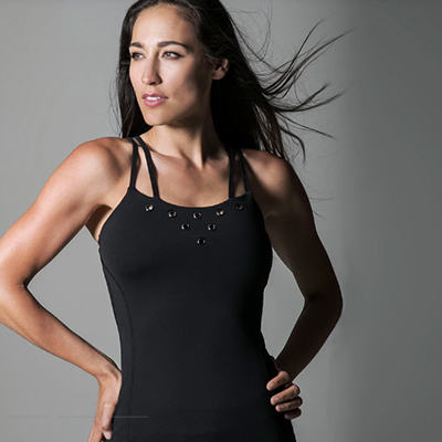 KIRAGRACE - Responsibly manufactured elegant athletic wear, 100% female-owned and committed to empowering women and giving back.