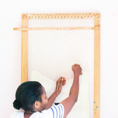 IMANI COLLECTIVE - Artisan made homewares by empowered women in Kenya and Dallas.