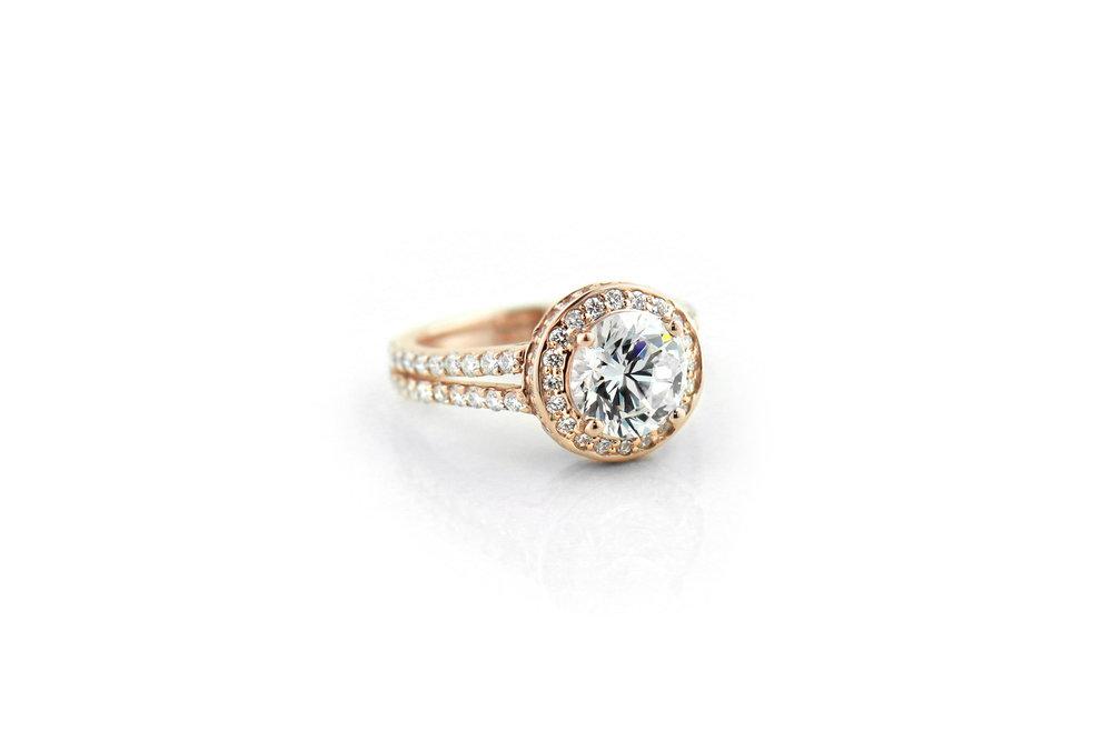 Kenya Engagement Ring  $2,199