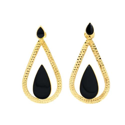 Marion Earrings  $120