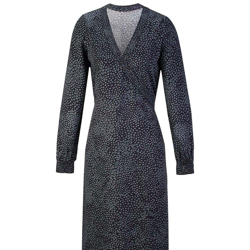 Secteur6 Long Slit Dress  $325