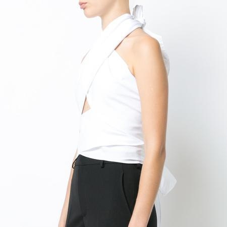 TOME Wrap Top  $350