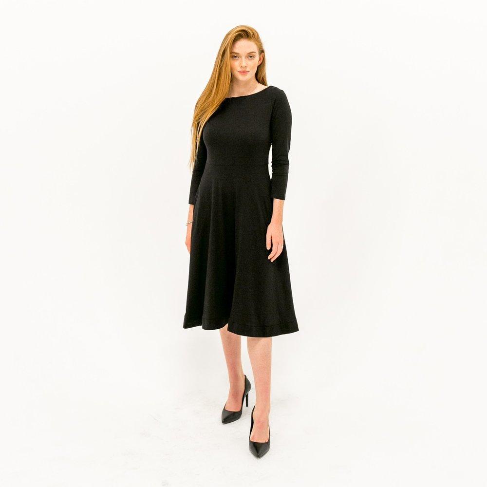 The Jennifer Dress - Black $74.00