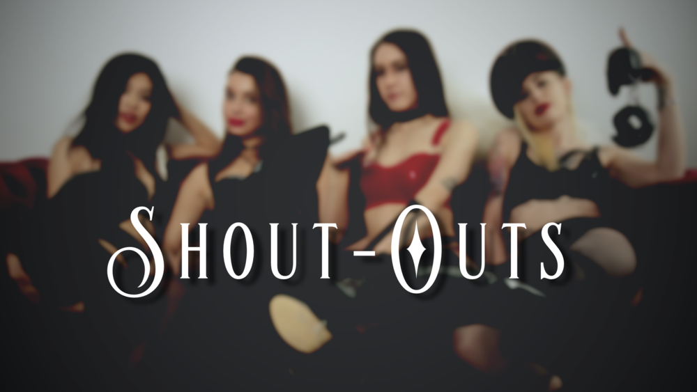 Was your encounter with Us mind-blowing? Otherworldly? Are you still floating sky-high in sub-space? Put in a good word and tell Us how you feel! We appreciate open & honest feedback of any kind. Send your review to: sohomeangirls@yahoo.com to be featured here.