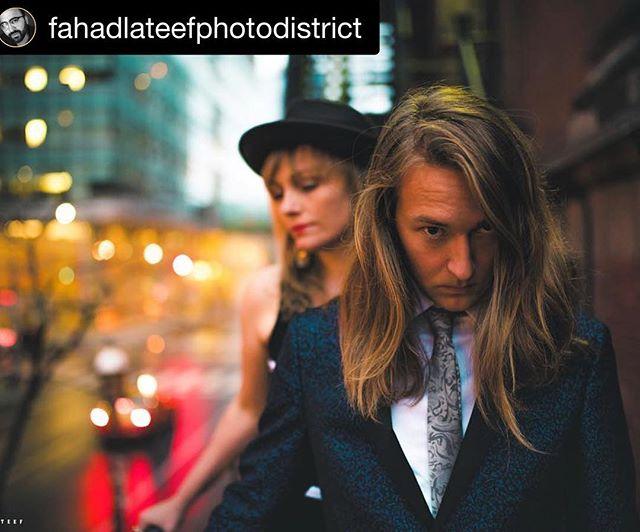 Until next time, Toronto // 📷: @fahadlateefphotodistrict #canadianmusic #canadianmusicweek #rock #downtown #showcase #hardrock #duo #homewardbound