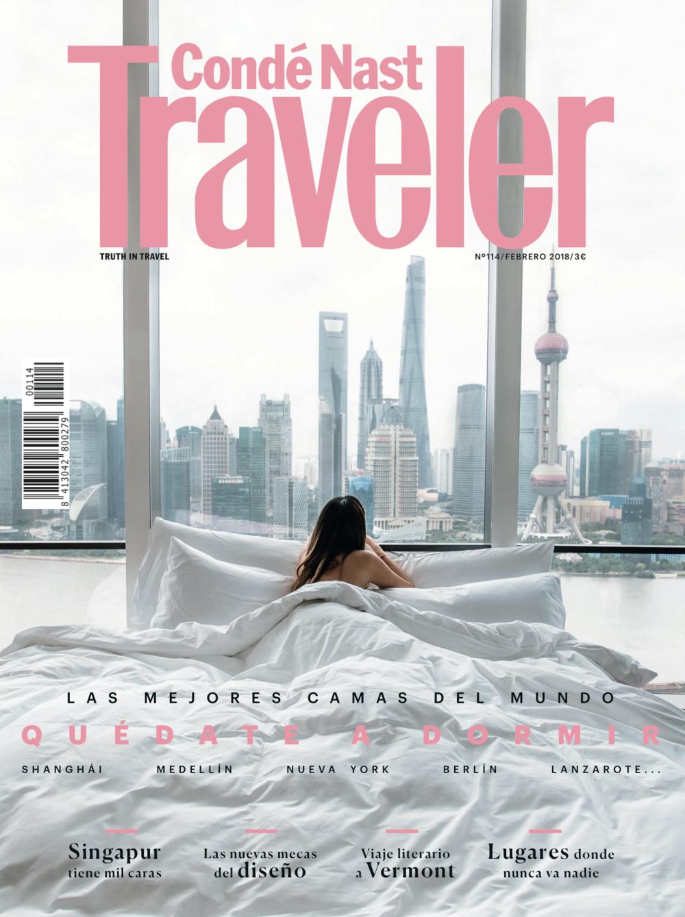 Condé Nast Cover