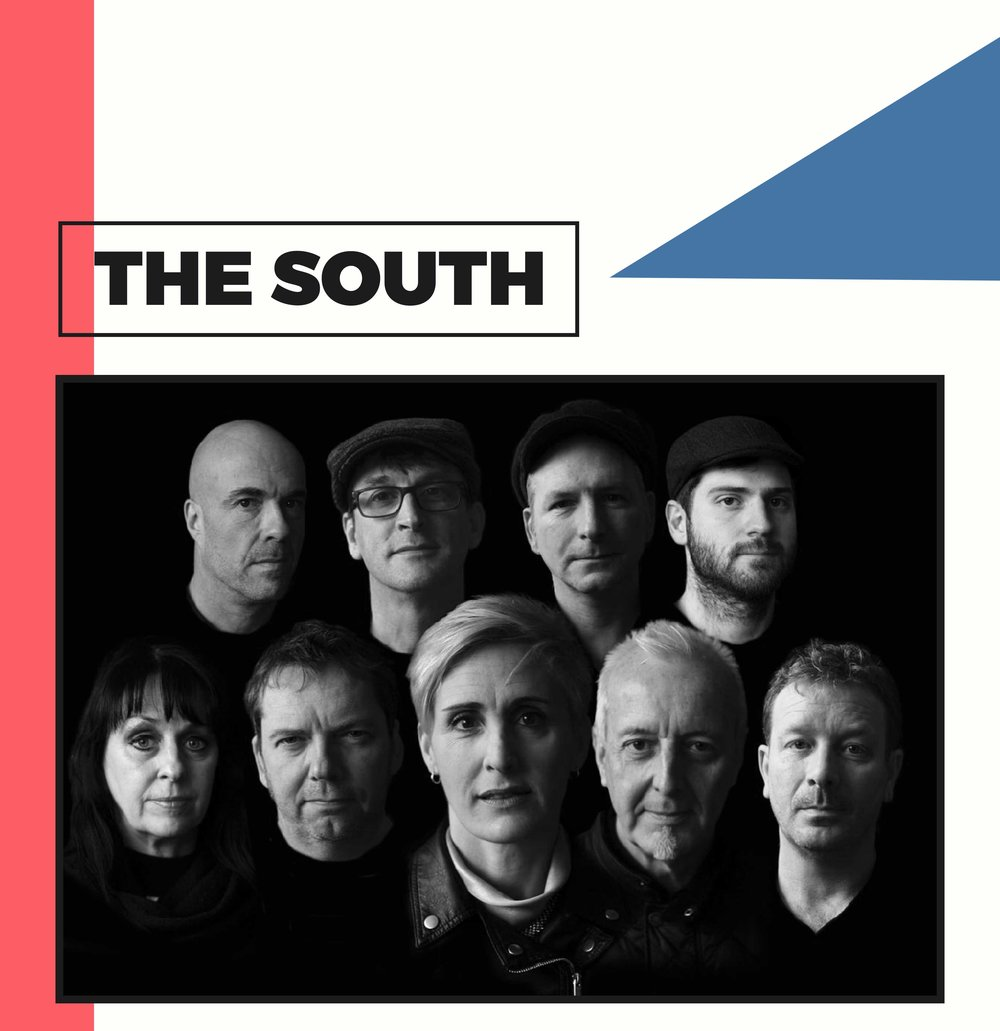 Copy of The South