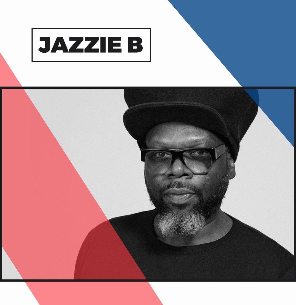 Jazzie B