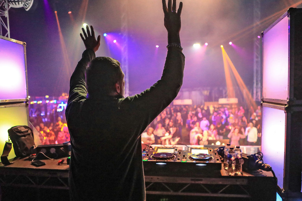 COOL BRITANNIA 2018 - Ministry of sound big top - Brandon Block.JPG