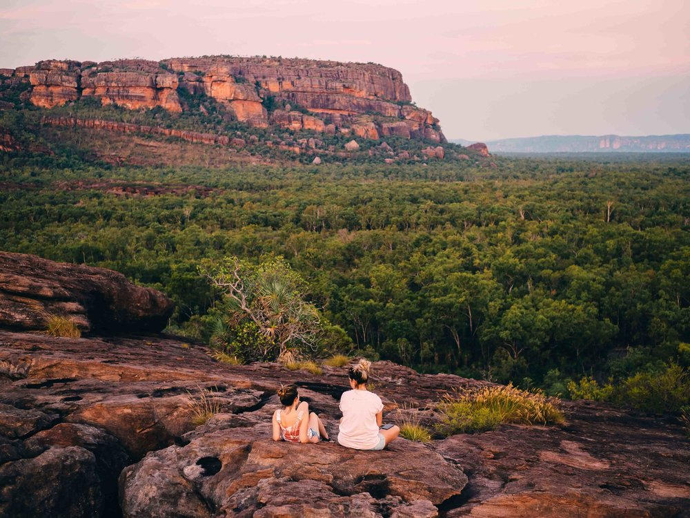 Nourlangie Lookout, Kakadu NP, Northern Territory