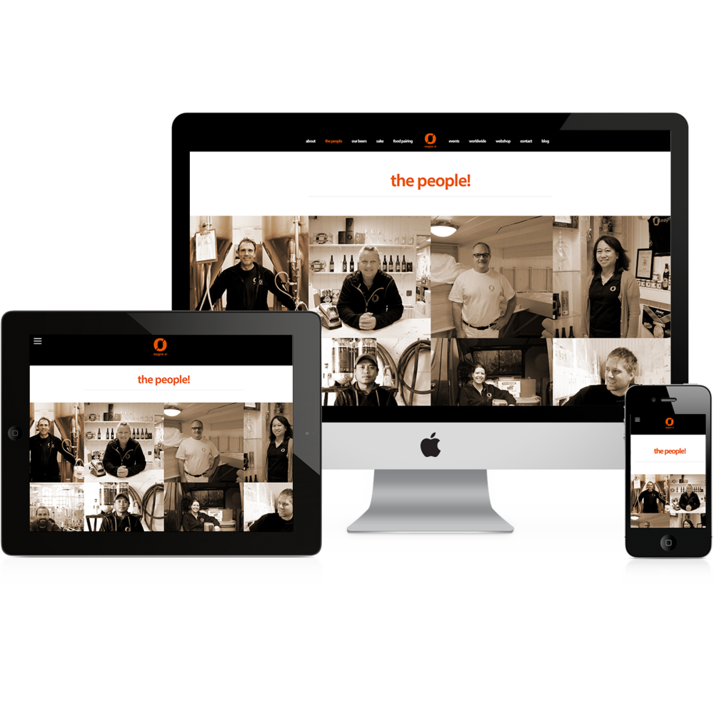 Responsive web design -  Our services: - Website design - Squarespace implementation - Squarespace Developer Mode - Custom HTML and CSS - E-commerce with Stripe Technology