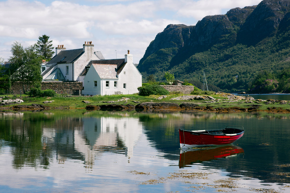 Plockton, Wester Ross, Scotland