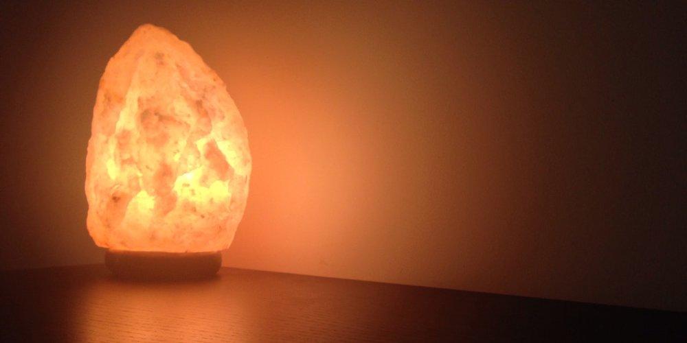 Why Himalayan salts lamps? -