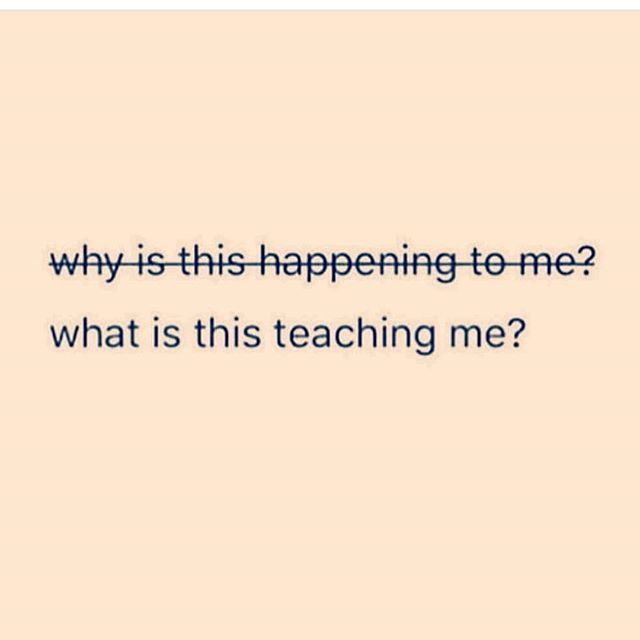 "It is so much easier to point the finger at the other person 😬 when the other person doesn't ""do"" what they promised, or didn't support you in the way they said they would, or acted in a way that's hurtful to you.  We forget that WE are creating what's happening to us, so asking the question: ""What is this teaching me?"" is super powerful because it instantly changes the perception of you being the victim, helpless and unable to do anything about it....to feeling powerful and wise and knowing that whatever's happening, is showing you something that you're ready to look at, to address, to transform. I also ask myself: ""What am I not seeing?"" Or ""how can I see this situation differently?"" . Does this make sense lovely ones? How do you shift your thinking in this type of situation? Xx . . #spiritualgangster #strongwomen #sheselectric #youvegotthis"