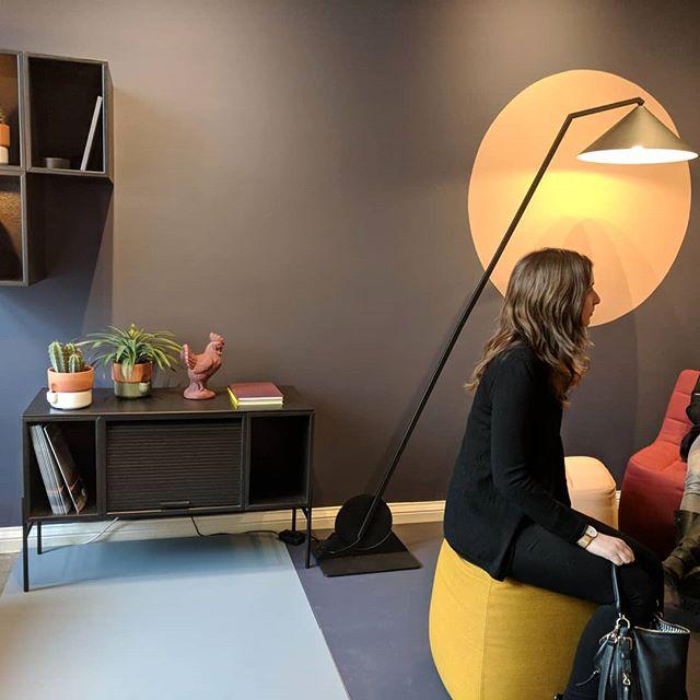 Inspirasjonsboost ✨ #showrooms #inspiration #stockholm #sthlmfurnfair #kapselpåtur #interiordesign