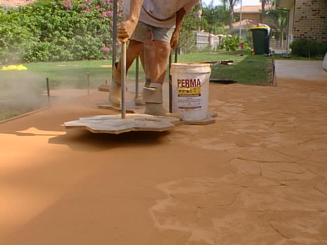 Concrete Stamping Mats -
