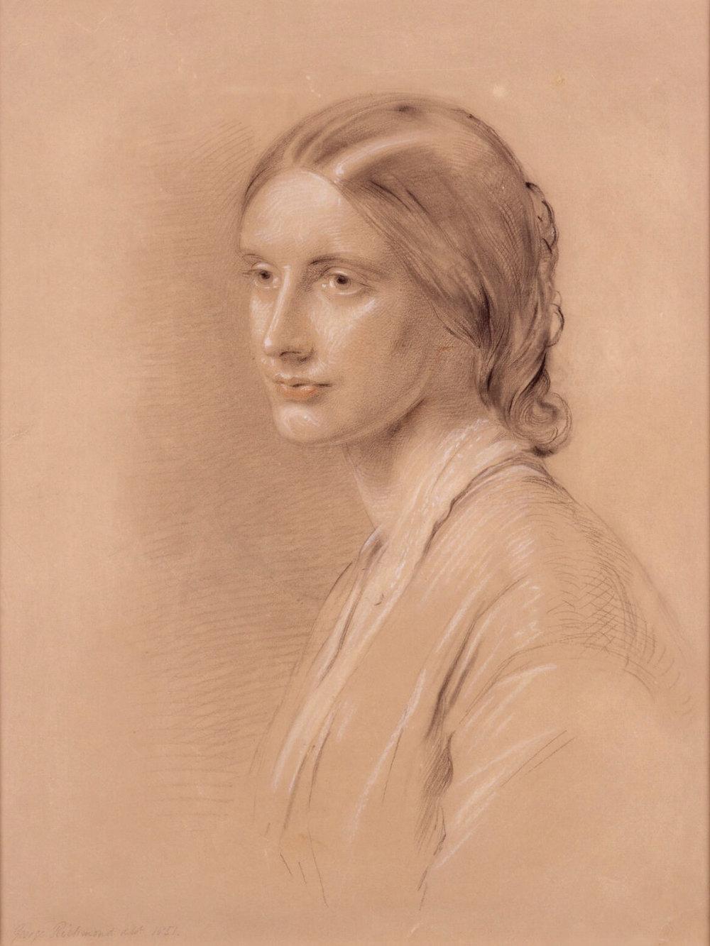 Portrait of Josephine Butler by George Richmond, 1851  (NPG/Wikimedia Commons/Public Domain)