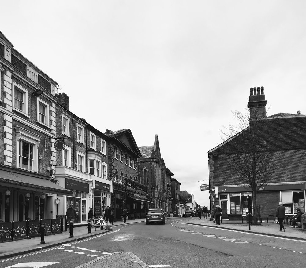 Jewry Street, Winchester