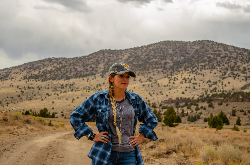 Harney County tee available exclusively from Desert Wind Boutique.